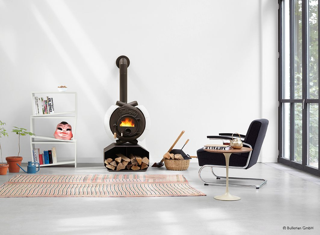 kaminofen bullerjan ff14 01 keramik wal von bullerjan fine art of fire. Black Bedroom Furniture Sets. Home Design Ideas