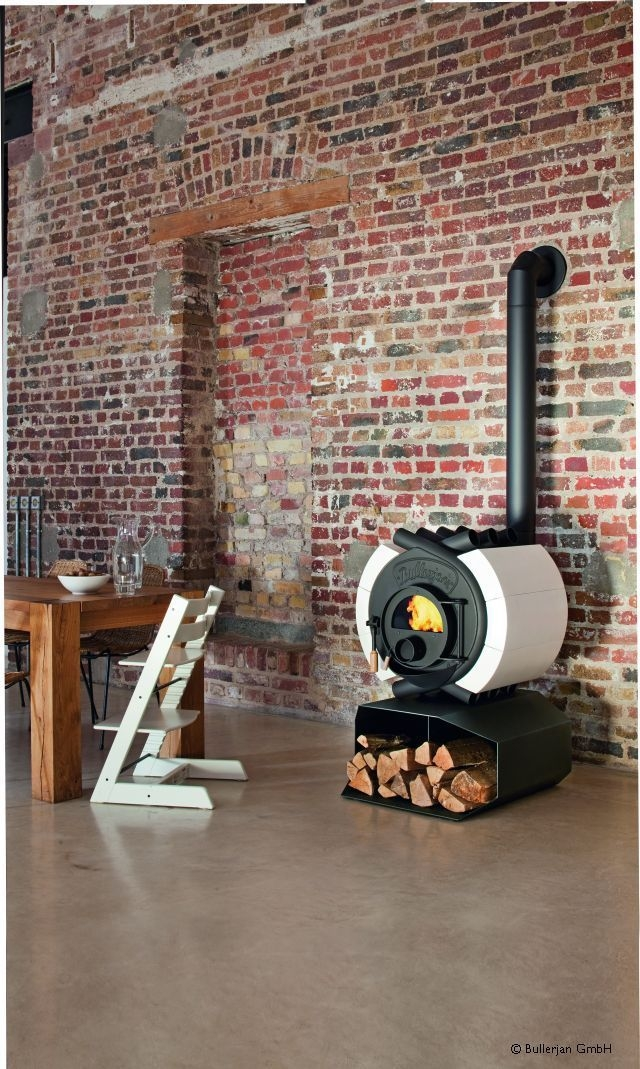 kaminofen bullerjan free flow ceramic type 01von bullerjan fine art of fire. Black Bedroom Furniture Sets. Home Design Ideas
