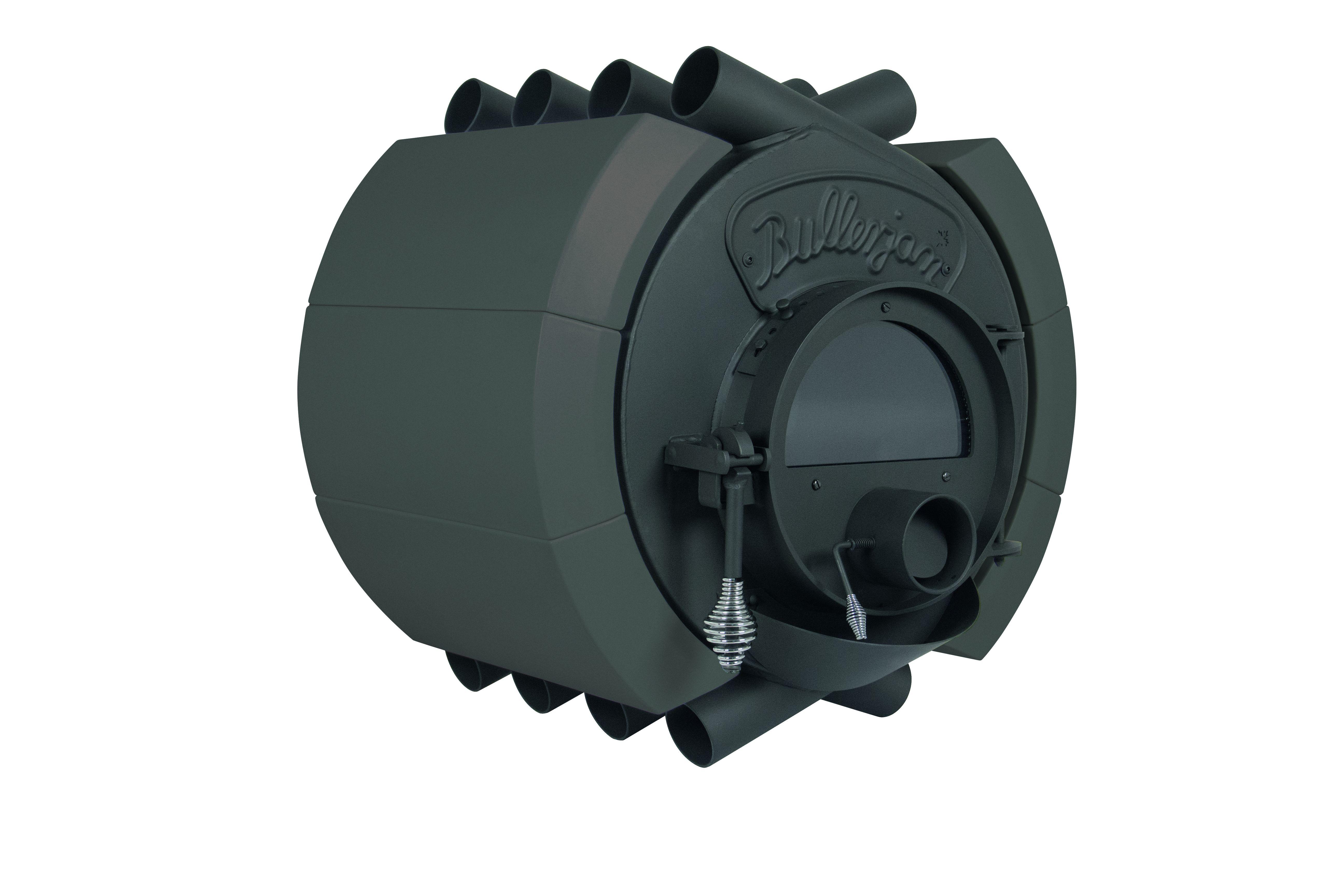 kaminofen free flow typ01 keramik schwarz von bullerjan. Black Bedroom Furniture Sets. Home Design Ideas