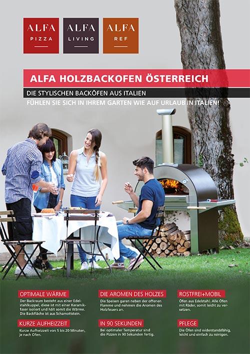 Alfa Holzbacköfen